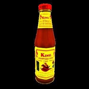The Original Recipe Kampong Koh Garlic Chilli Sauce (Dim Sum) 1970's