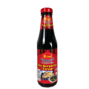 Oyster Flavored Sauce (New! Hong Kong Recipe) 1892's
